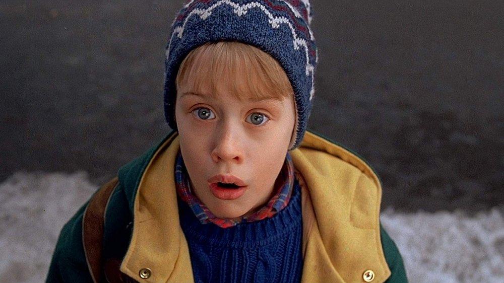 Macaulay Culkin in Home Alone 2 Lost in New York