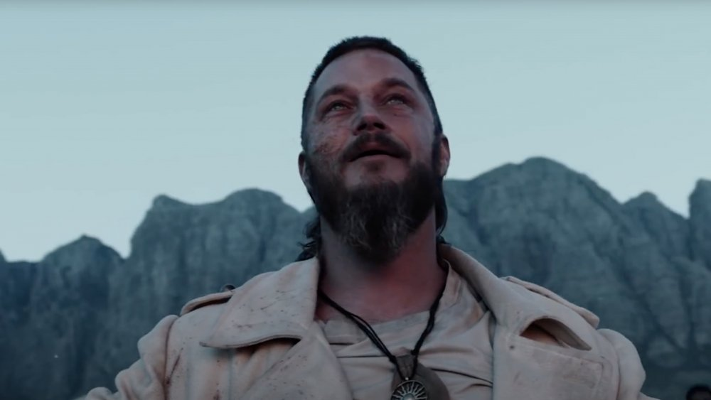 Travis Fimmel on HBOMax's Raised By Wolves