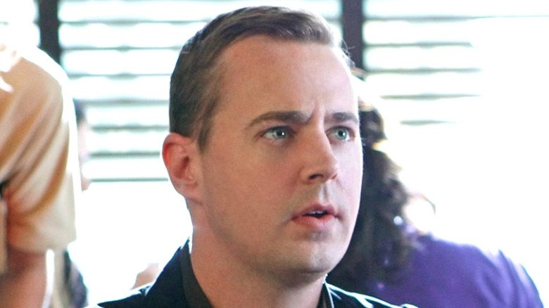 Timothy McGee looks confused