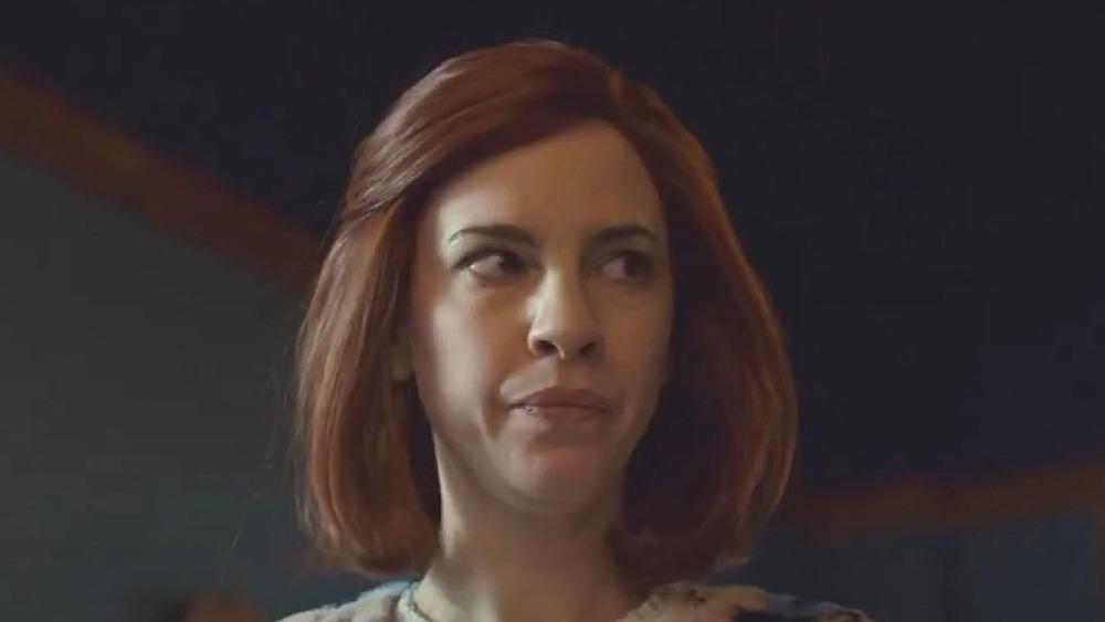 "Dani Kind as ""Mercedes Gardner"" on Wynonna Earp"
