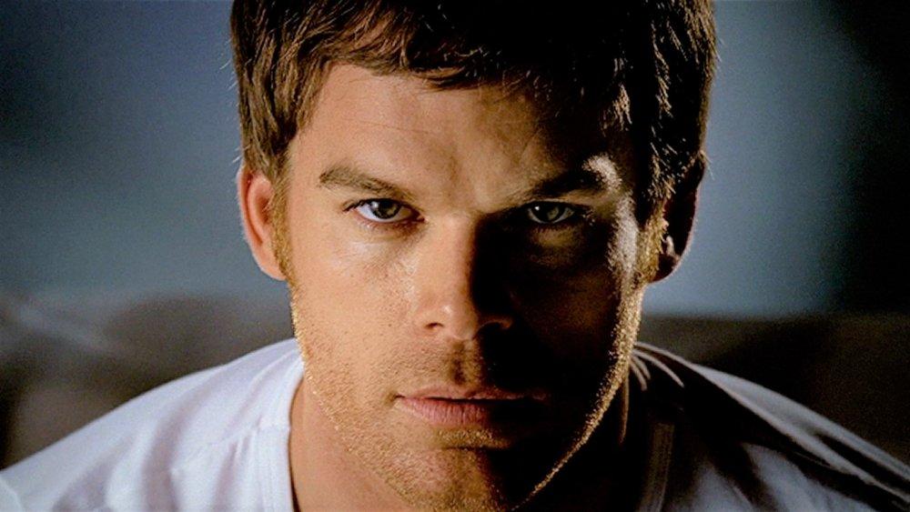 Michael C. Hall in Dexter