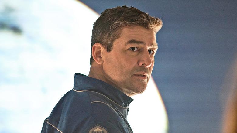 Kyle Chandler astronaut