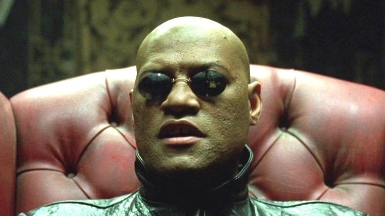 The Matrix Morpheus