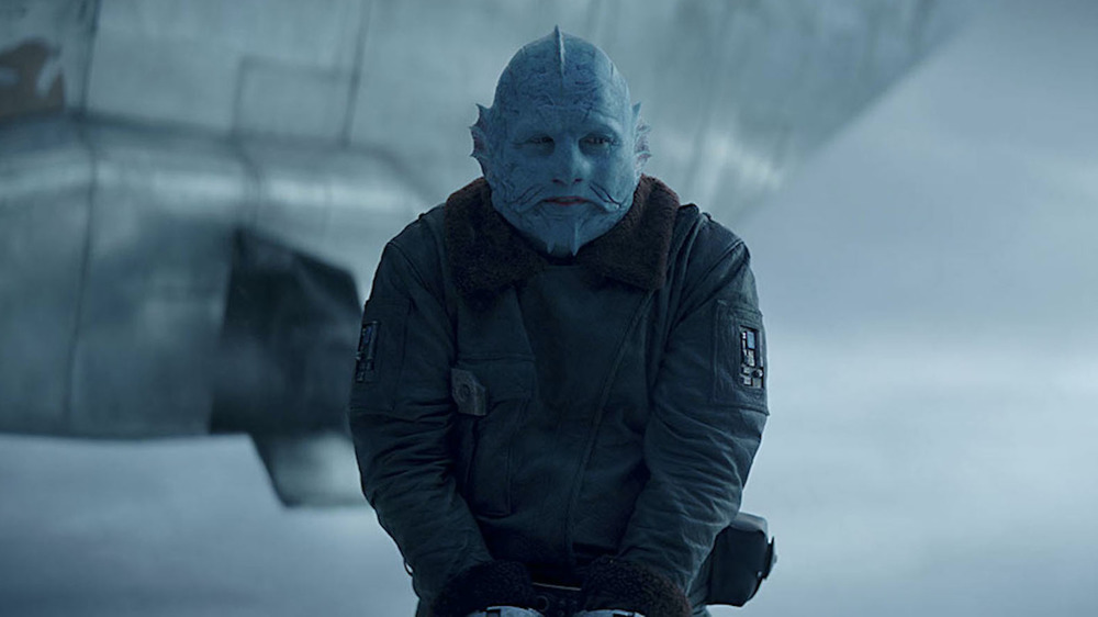 Horatio Sanz as Mythrol on The Mandalorian