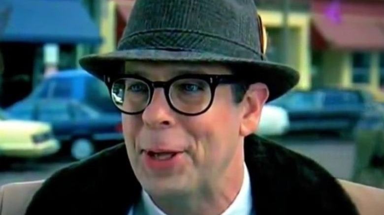 Stephen Tobolowsky as Ned Ryerson in Groundhog Day