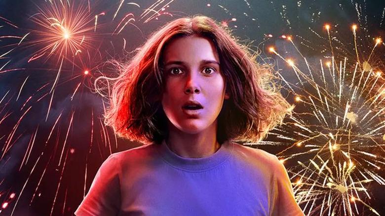 Stranger Things s3 Eleven poster