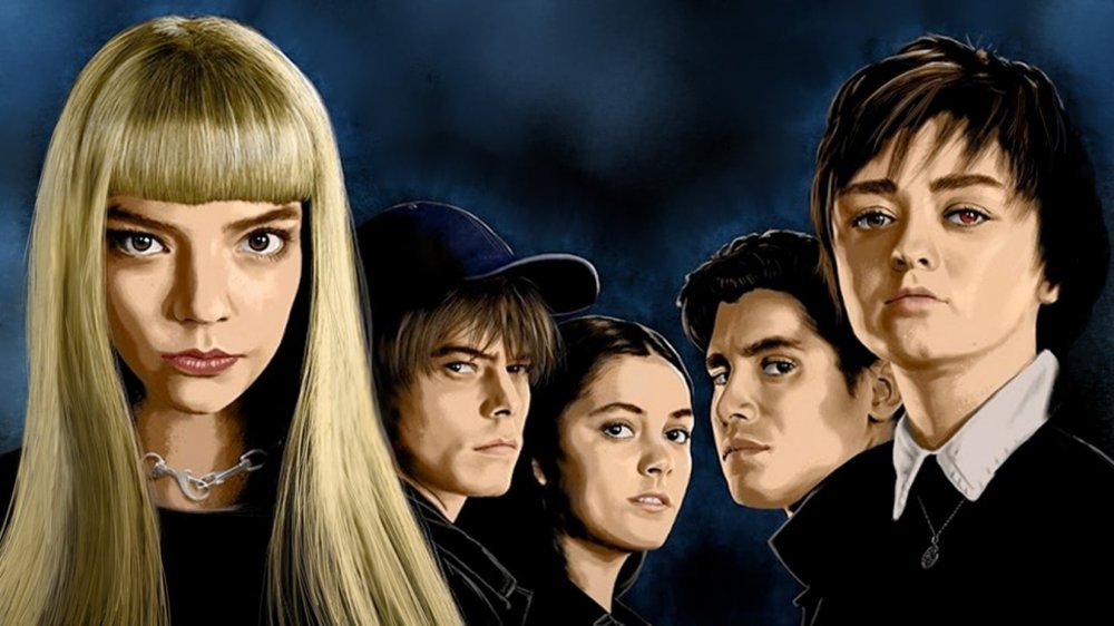 The New Mutants artwork