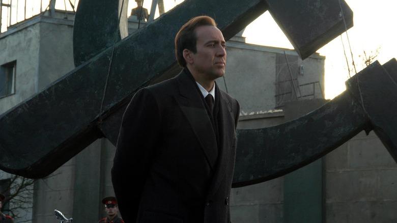 Nicolas Cage as Yuri Orlov