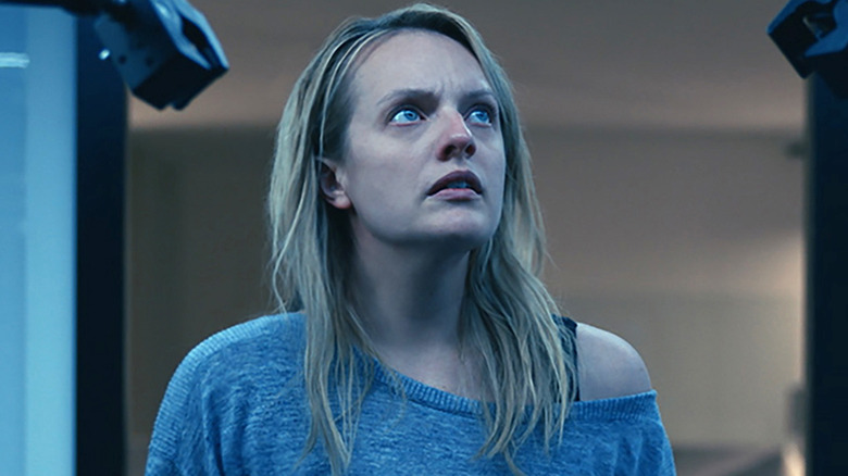 Elizabeth Moss in The Invisible Man