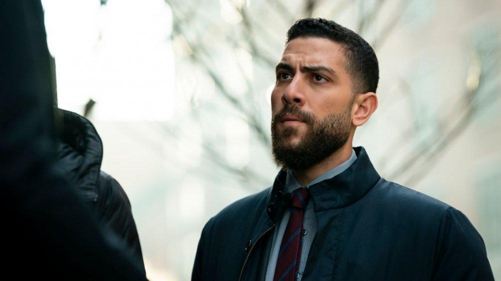 """Zeeko Zaki as Omar Adom """"O.A."""" Zidan on FBI"""