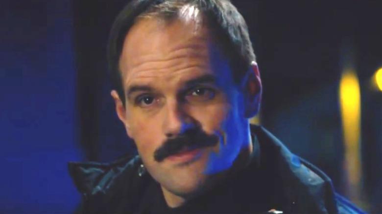Officer Dave talking