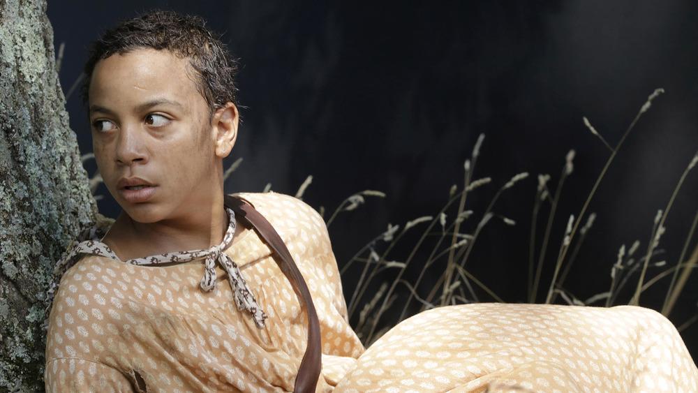 Joshua Caleb Johnson as Onion on The Good Lord Bird