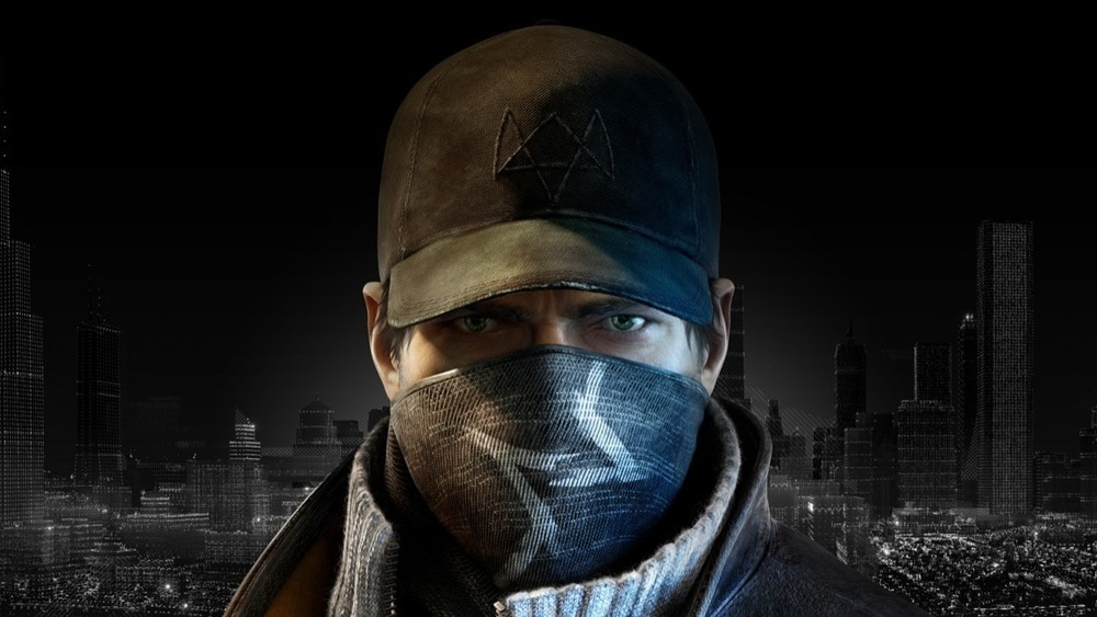 Watch Dogs Aiden mask