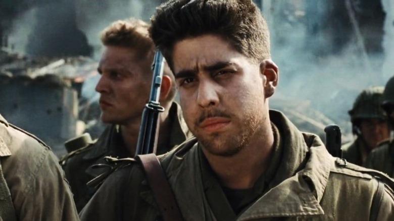 Adam Goldberg in Saving Private Ryan