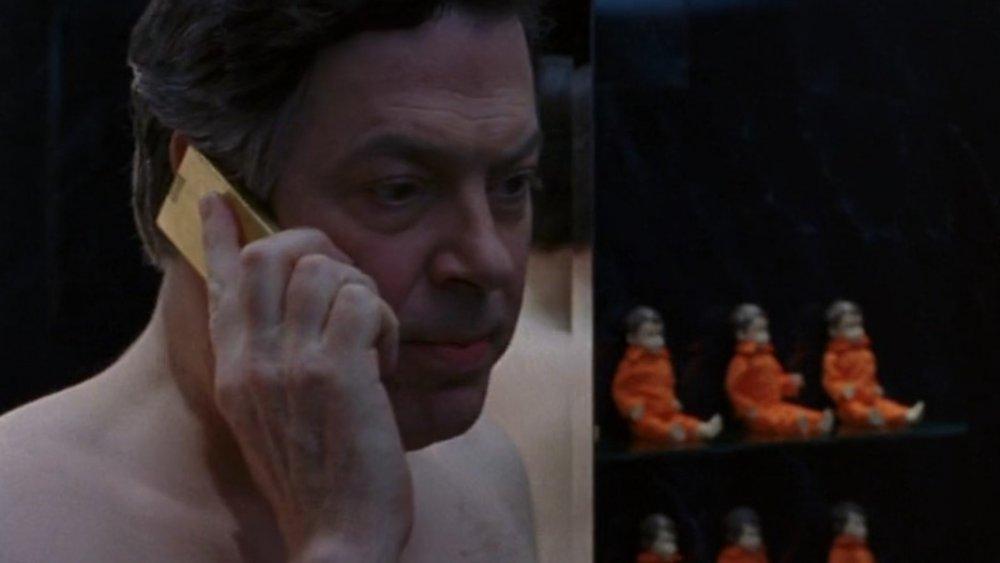 Roger Allam as Lewis Prothero in V for Vendetta