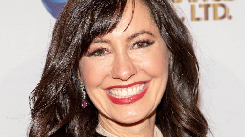 Charlene Amoia smiling