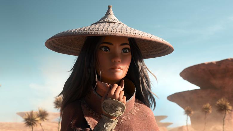 Raya and the Last Dragon desert