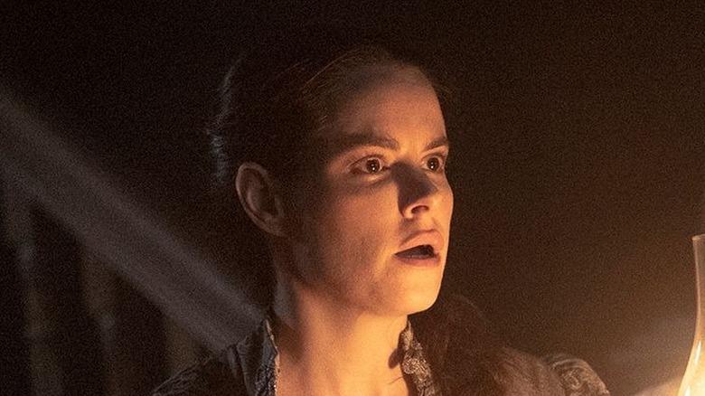 Rebecca Morgan in Chapelwaite
