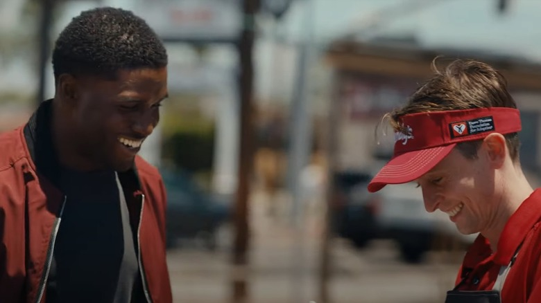Why Reggie Bush's Wendy's Commercial Has The Internet Buzzing