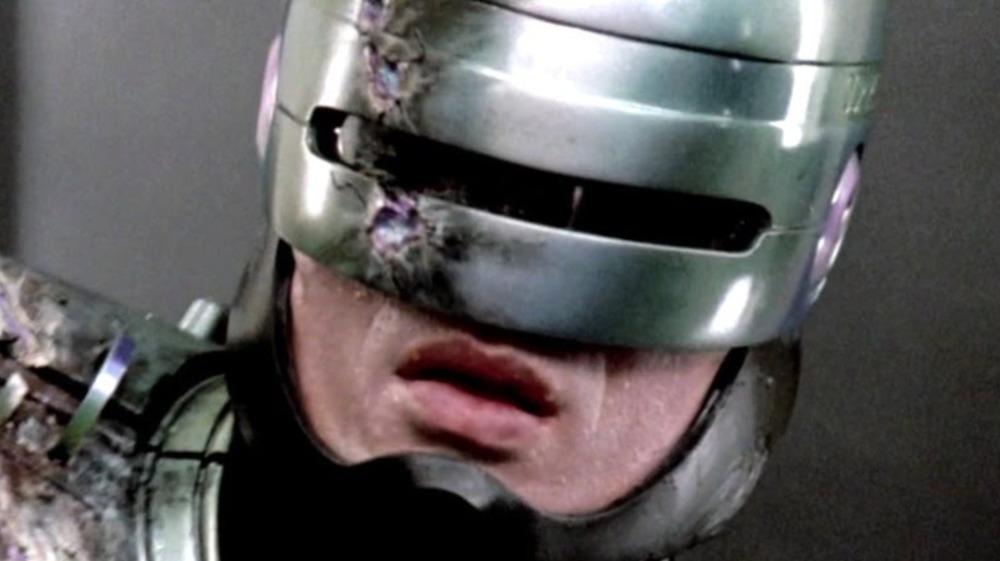 Peter Weller as Robocop 1987