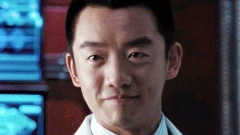 Zheng Kai as Ryan Choi in Justice League