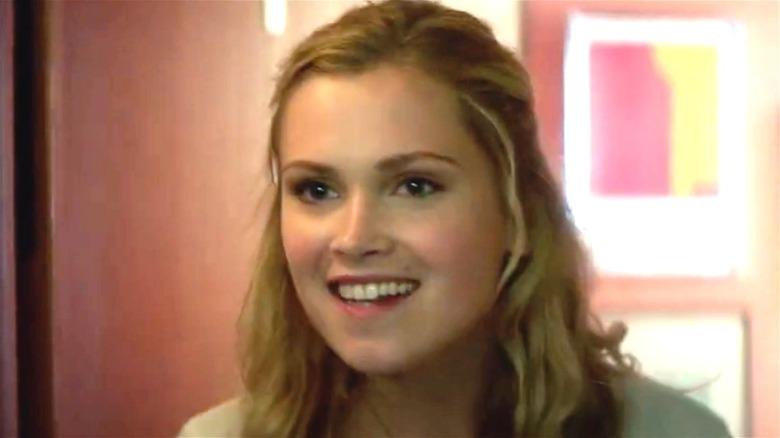 Eliza Taylor in The November Man
