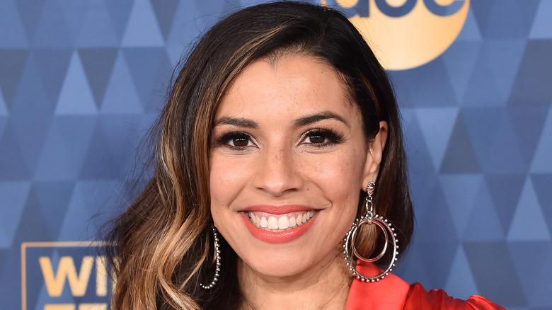 Christina Vidal smiling
