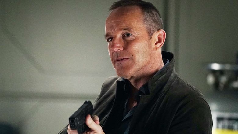 Clark Gregg as Phil Coulson in Agents of S.H.I.E.L.D.