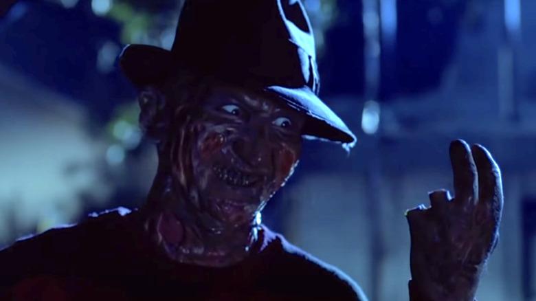 Robert Englund as Freddy Kruegar