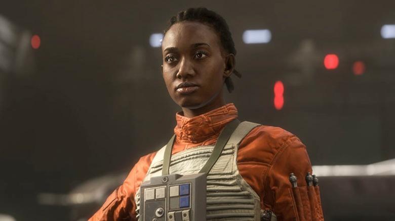 Star Wars: Squadrons Rebel pilot