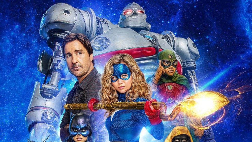 promo poster for CW's Stargirl