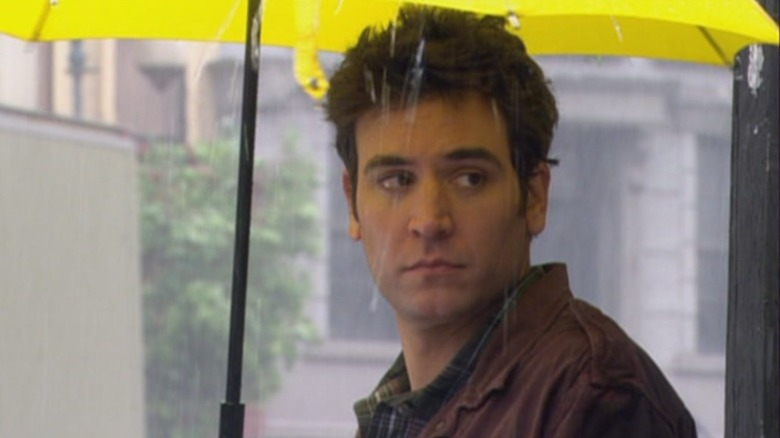 Ted Mosby on How I Met Your Mother