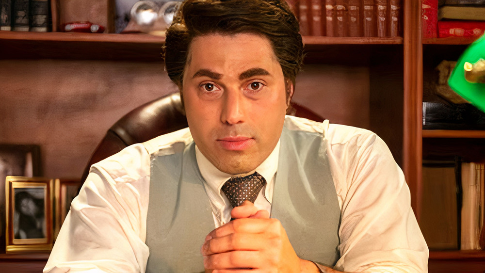 Adam Ray in Young Rock