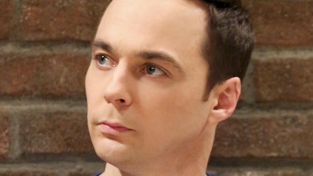 Sheldon Cooper brick wall