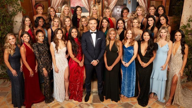 The Bachelor contestants