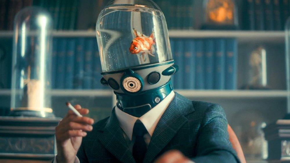 Robin Atkin Downes as A.J. Carmichael on The Umbrella Academy