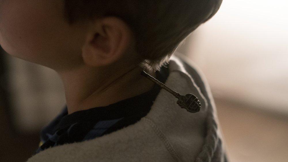 Jackson Robert Scott as Bode Locke in Locke & Key