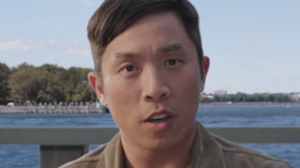David An in Liberty Mutual Interruption commercial
