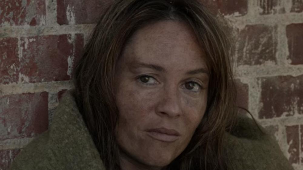 Olivia Burnette as Homeless Woman