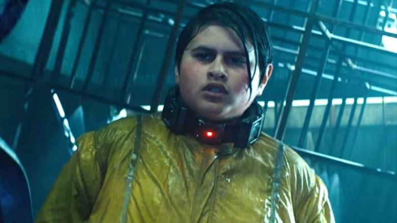 Julian Dennison as Russell in Deadpool 2