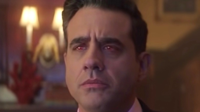 Bobby Cannavale as The King in Netflix's Thunder Force