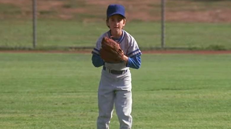 Jake Hoffman as Little League Player in Hook
