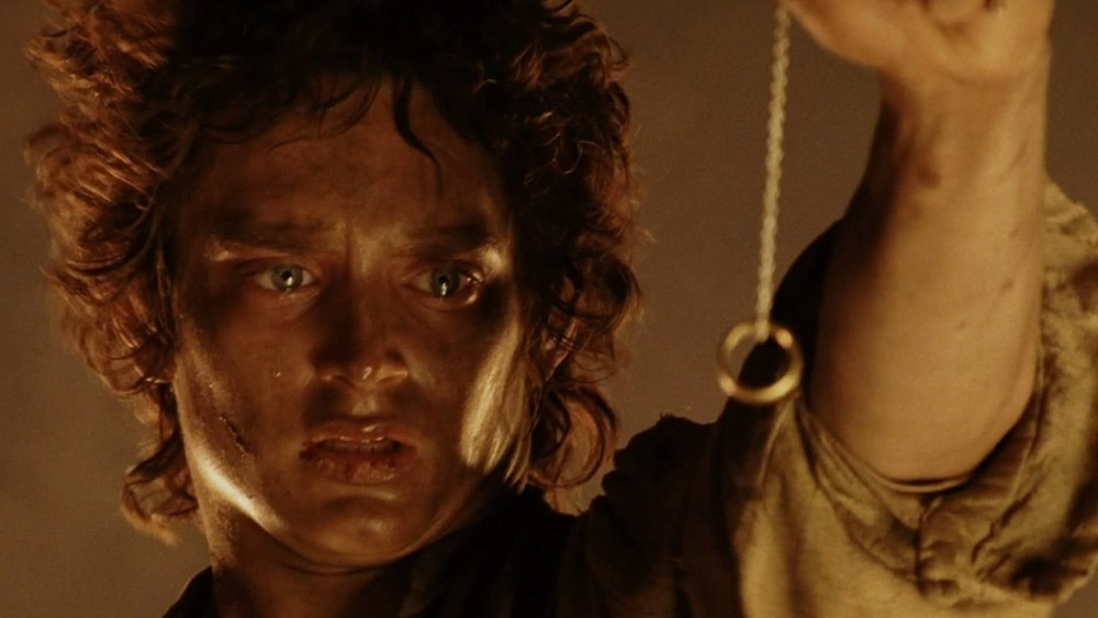 Frodo claims the One Ring