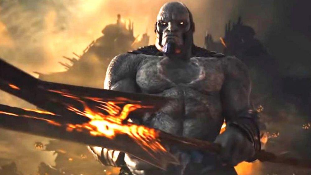 Darkseid as seen in Zack Snyder's Justice League