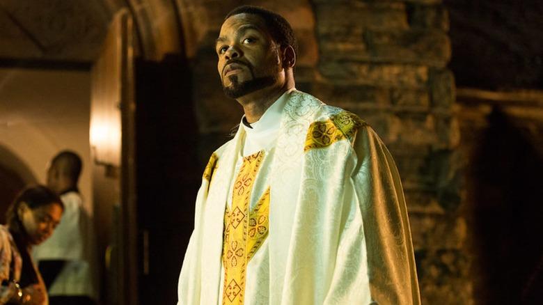 Method Man in Vampires vs. The Bronx