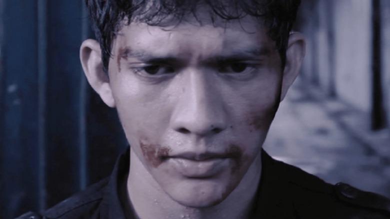 Iko Uwais as Rama in The Raid