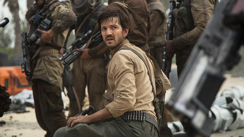 Diego Luna in Star Wars Rogue One
