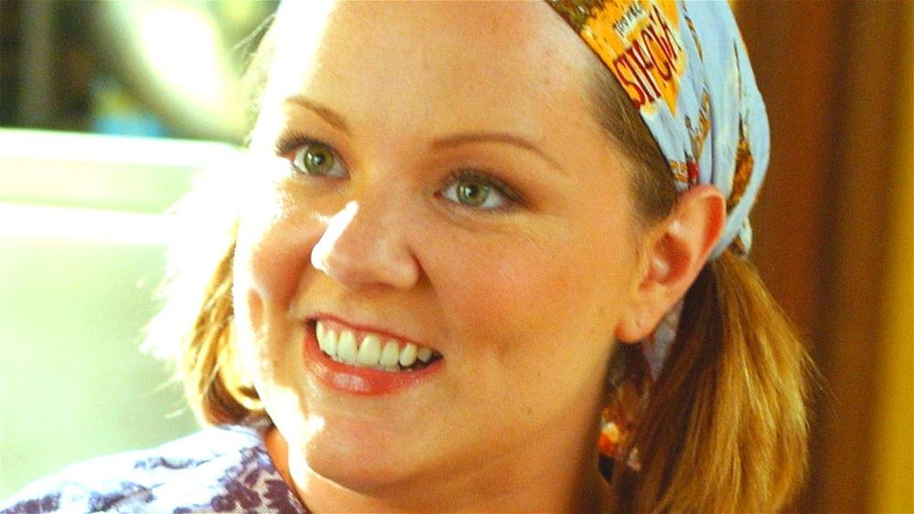 Sookie St. James smiles on Gilmore Girls