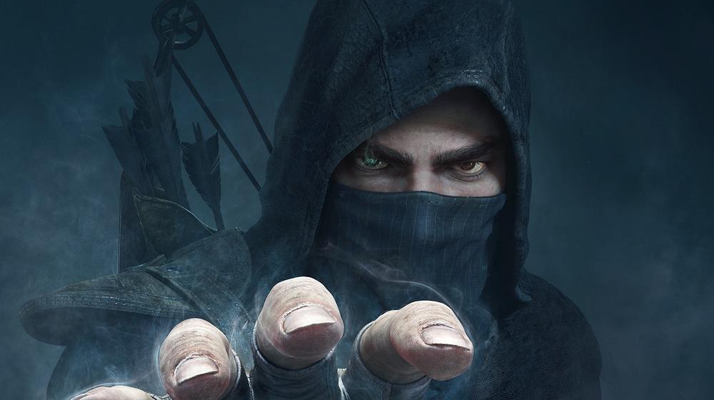 Garrett Thief