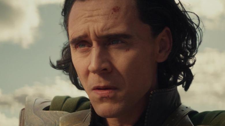 Loki Battered and Bruised